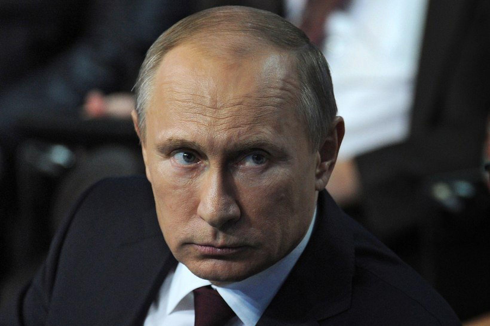 Vladímír Pútín