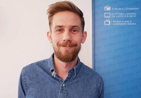 Tómas Páll Þorvaldsson, sálfræðingur hjá Kvíðameðferðarstöðinni