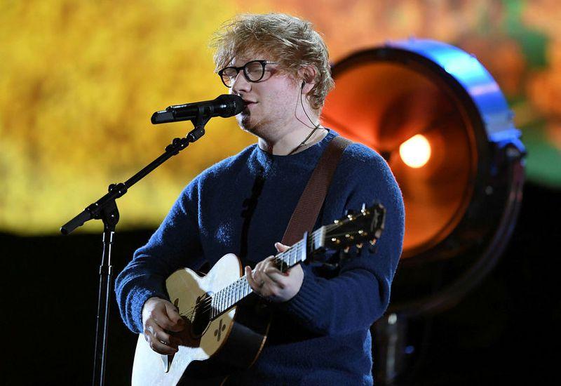 Ed Sheeran performs in Reykjavik next summer.