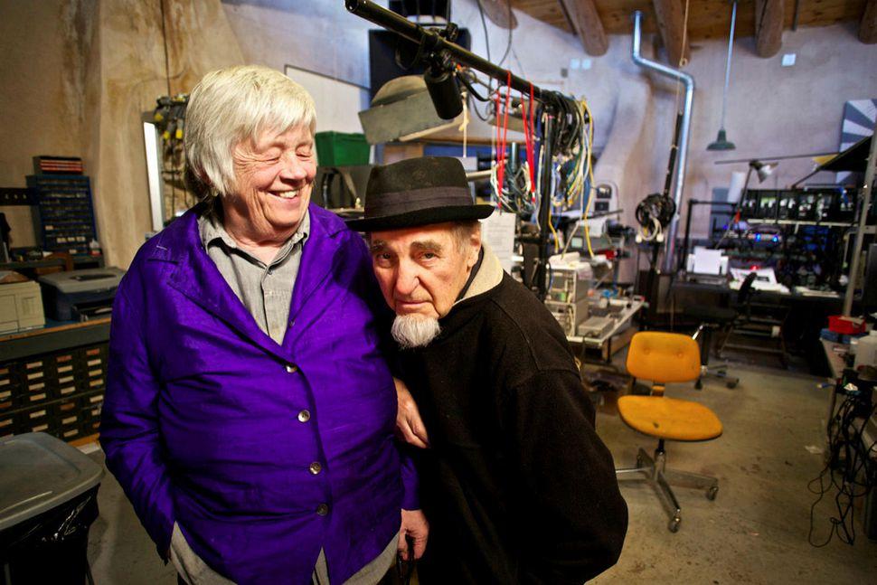 Steina og Woody Vasulka.