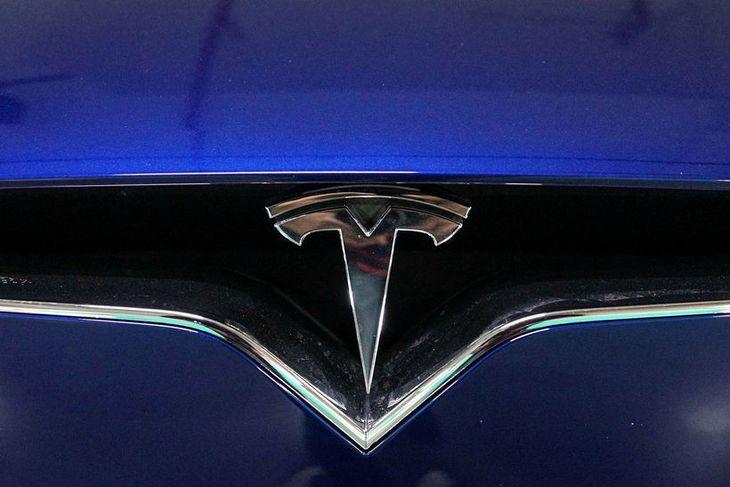 Táknmerki Tesla.