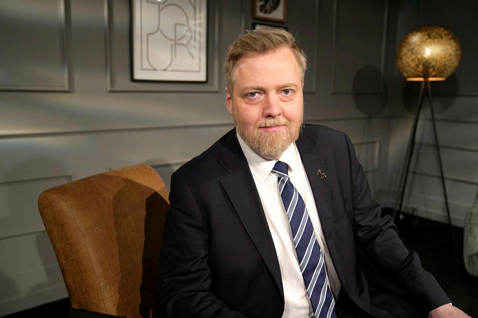 Sigmundur Davíð.