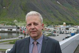 Gísli Halldór Halldórsson verður nýr bæjarstjóri Árborgar.