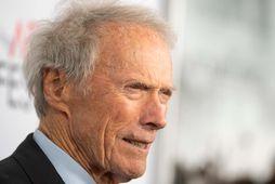 Clint Eastwood er 90 ára í dag.