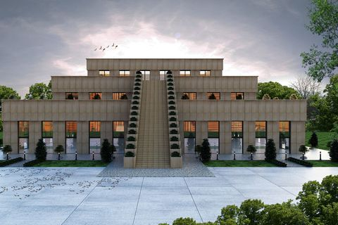 The Ziggurat will be the name of the Zuist temple. This is what it will look like if built.