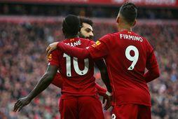 Liverpool er með 25 stiga forskot á toppi ensku úrvalsdeildarinnar þegar níu umferðir eru eftir …