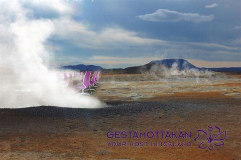 Your Host in Iceland - Gestamottakan