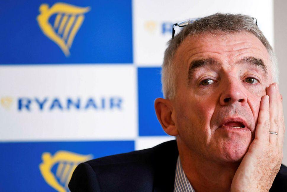 Michael O'Leary, forstjóri Ryanair.
