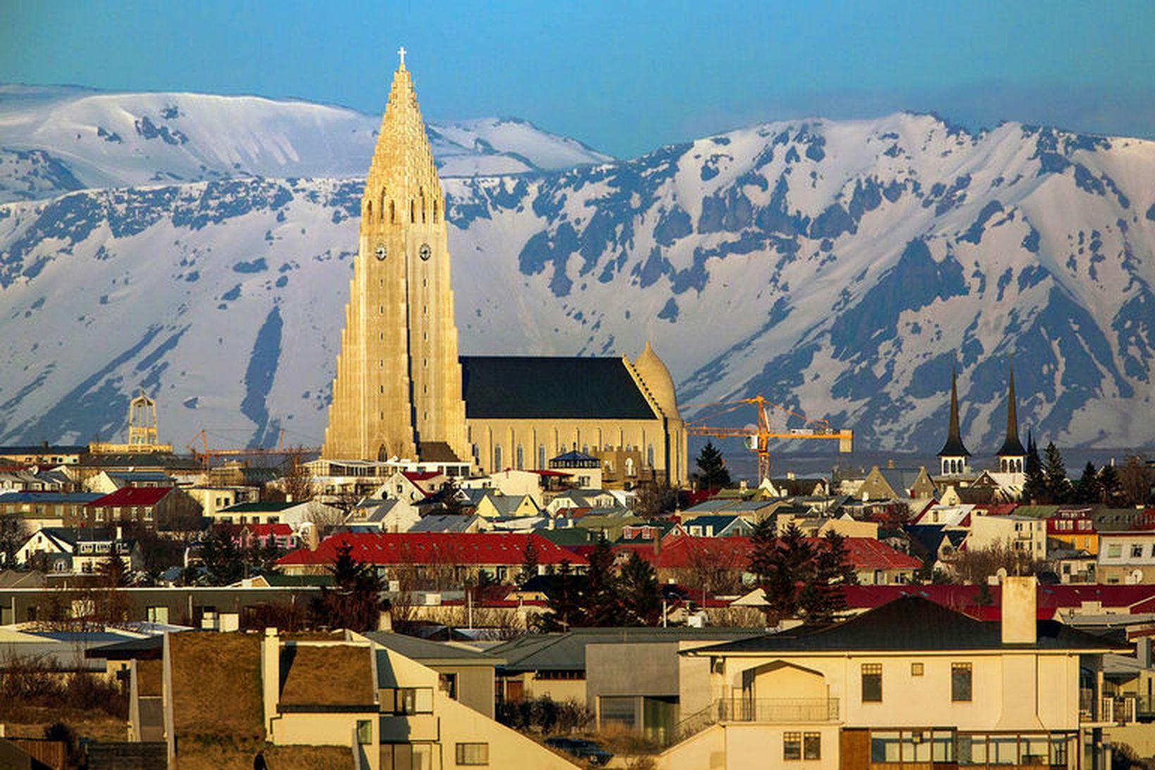 Íbúum í Reykjavík hefur fjölgað um 981 síðan 1. desember …