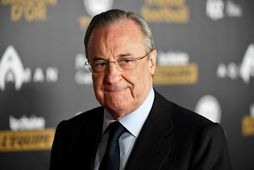 Florentino Pérez, forseti Real Madrid, er einn þeirra sem hefur mikla trú á tilvist ofurdeildarinnar.