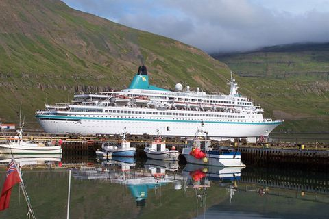 Smyril-Line Iceland
