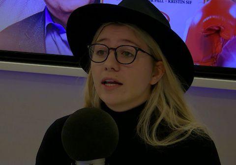 Alda Karen Hjaltalín notar sýndarveruleika til að hjálpa fólki að komast í gegnum fíkn og fælni.