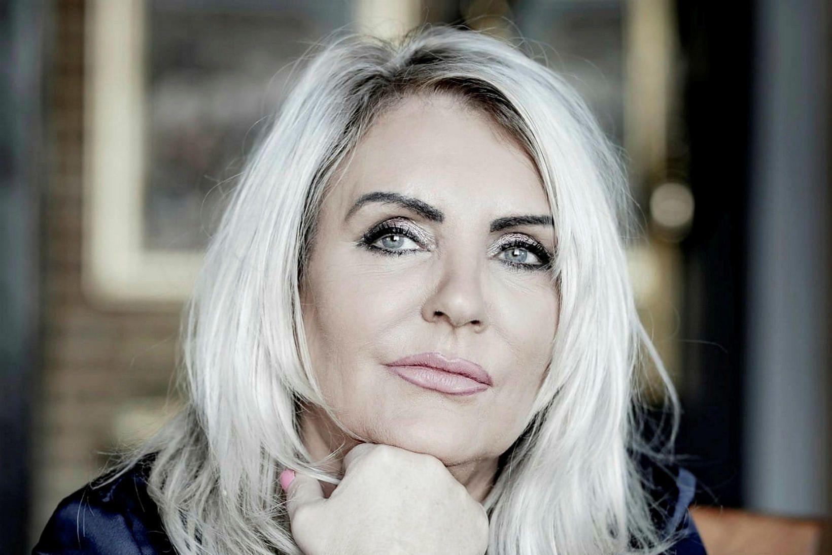 Linda Sigríður Baldvinsdóttir markþjálfi og samskiptaráðgjafi hjá Manngildi.