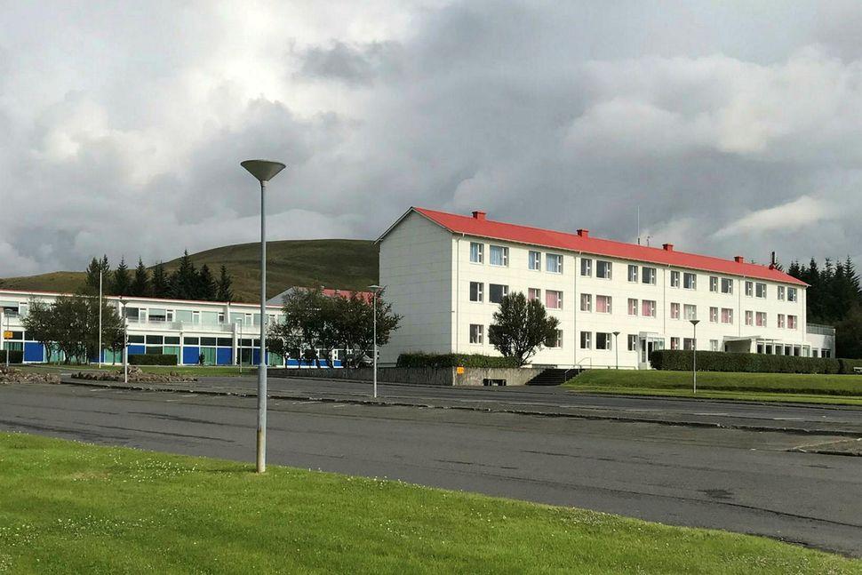 Einn starfsmaður á Reykjalundi sagði upp störfum sínum í síðustu ...