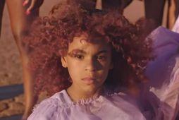 Blue Ivy Carter er byrjuð að sanka að sér verðlaunum.