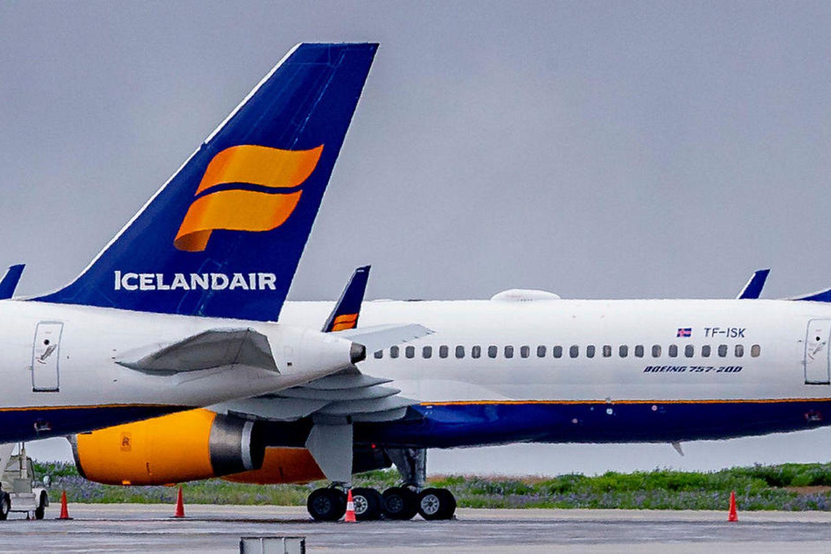 Stjórnendur Icelandair keyptu í félaginu fyrir 94 milljónir í útboðinu.