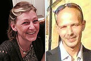 Dawn Sturgess og Charles Rowley voru kærustupar. Sturgess lést af völdum eitursins.