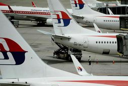 Vélar Malaysia Airlines.