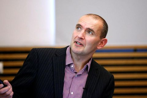 Guðni Th. Jóhannesson is currently in the lead for Iceland's Presidential Elections.