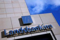 Landsbankinn hagnaðist um 14,1 milljarða á fyrri hluta ársins.