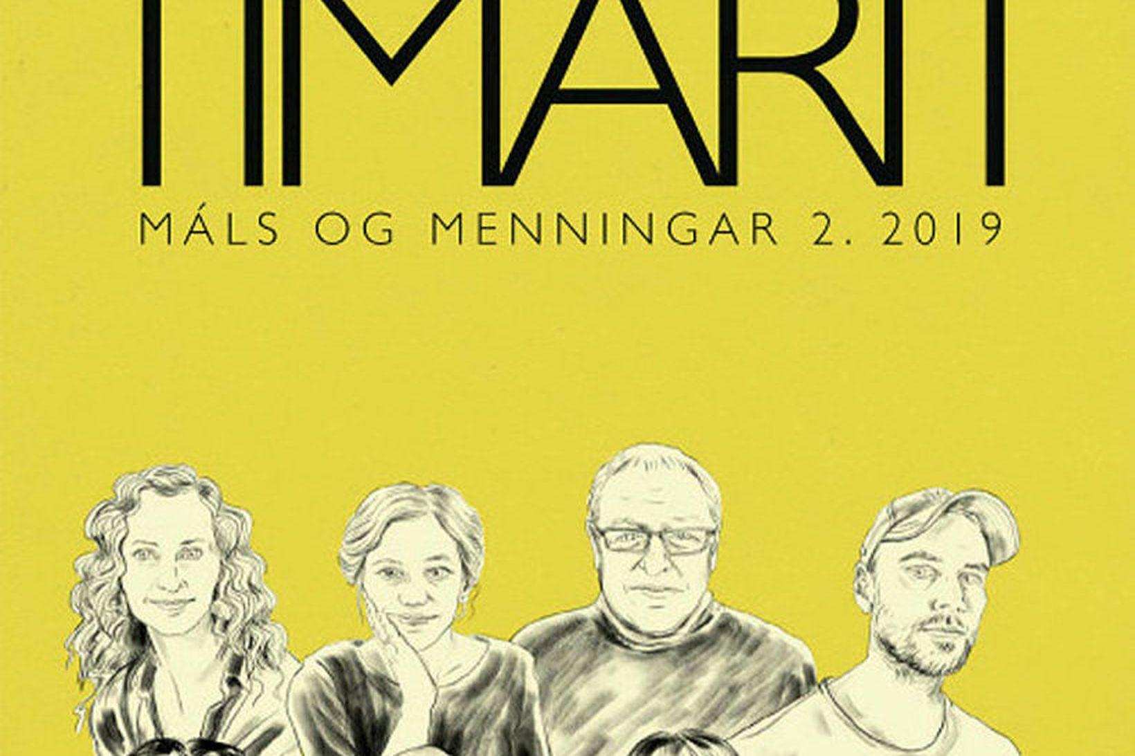 Síðasta tölublað TMM fjallaði um bókmenntahátíðina í Reykjavík á dögunum.