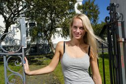 Dóra Jóhannsdóttir leikkona og leikstjóri.