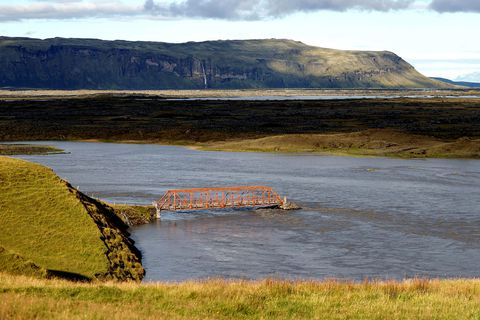 Jökulhlaupið í Skaftá hófst 1. september.