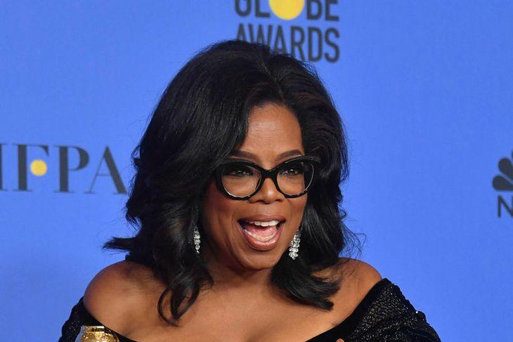 Oprah byrjar með þætti á Apple TV+ þar sem hún ...