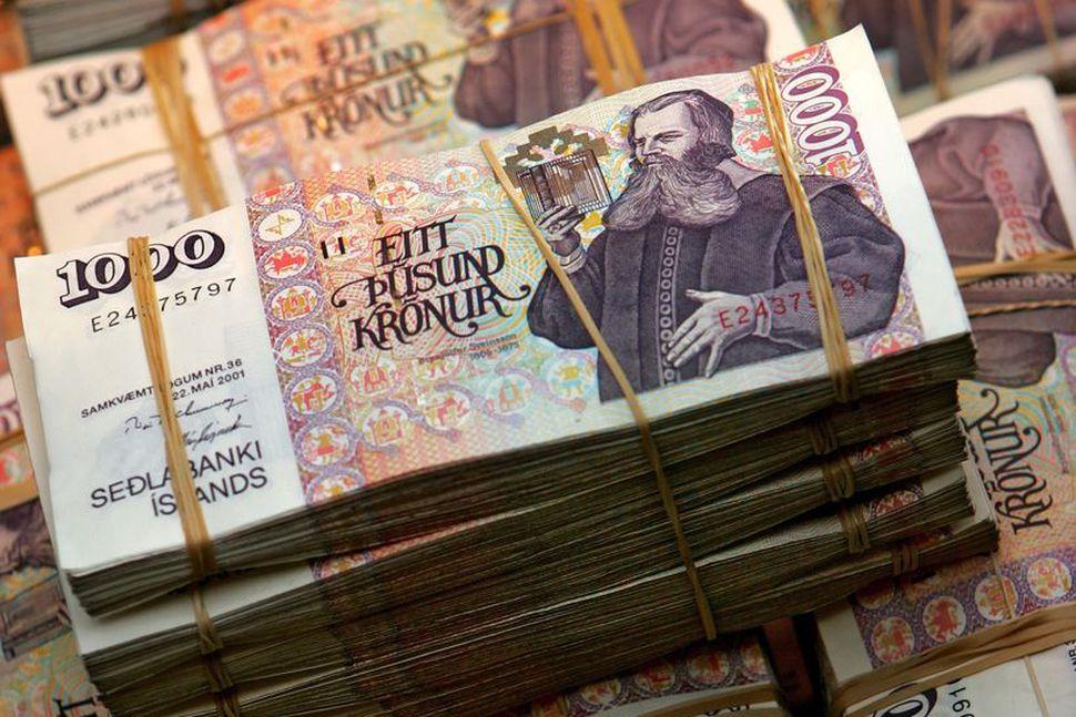 Manninum er gert að greiða 36,1 milljón króna í sekt, ...