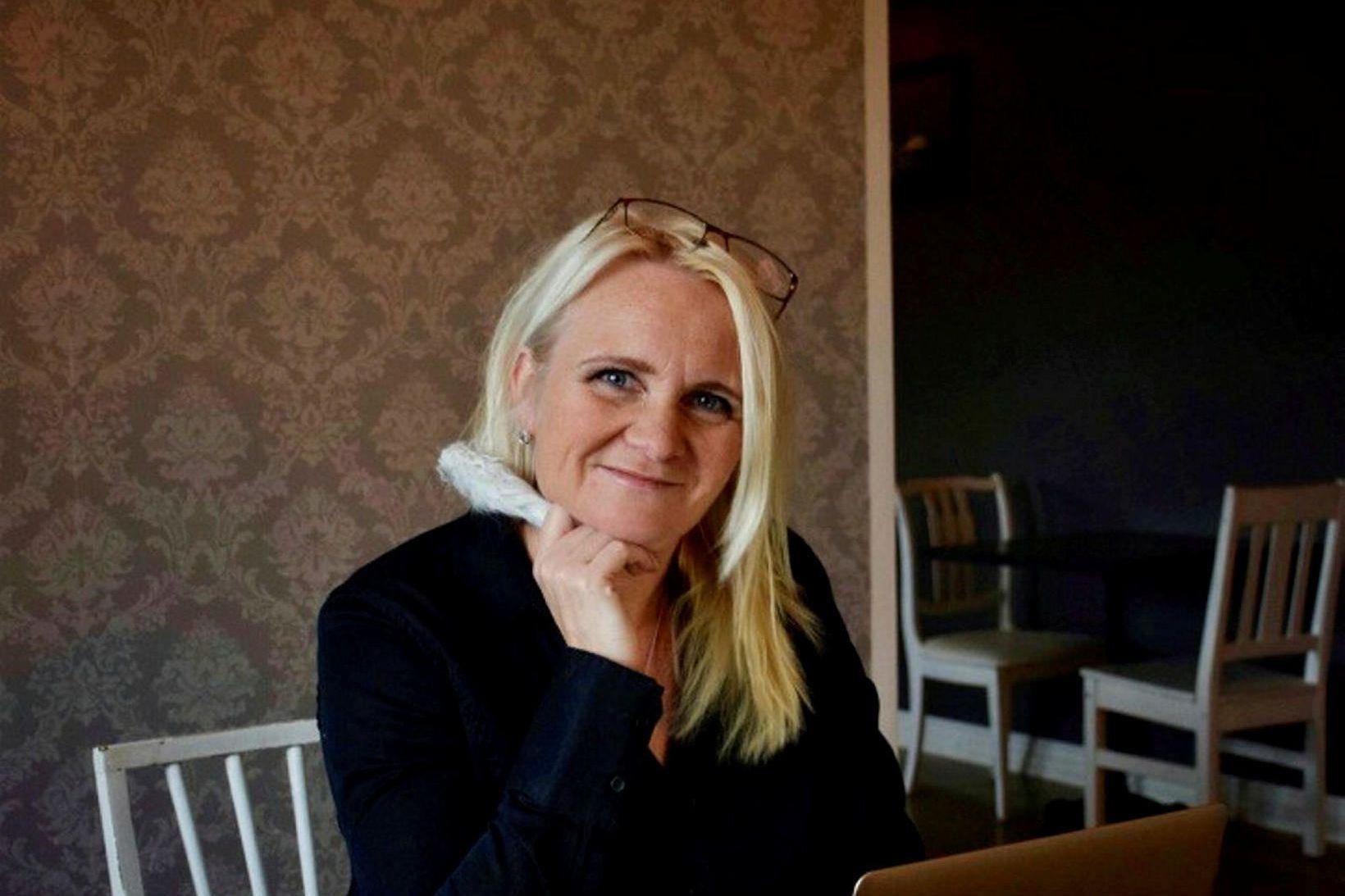 Dísa Óskars er hugmyndarík og einstaklega jákvæð.