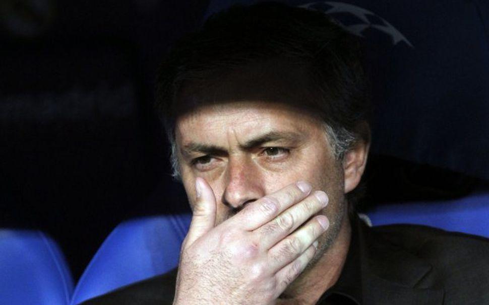 Jose Mourinho neitaði að tjá sig um væntanlega viðureign Real ...