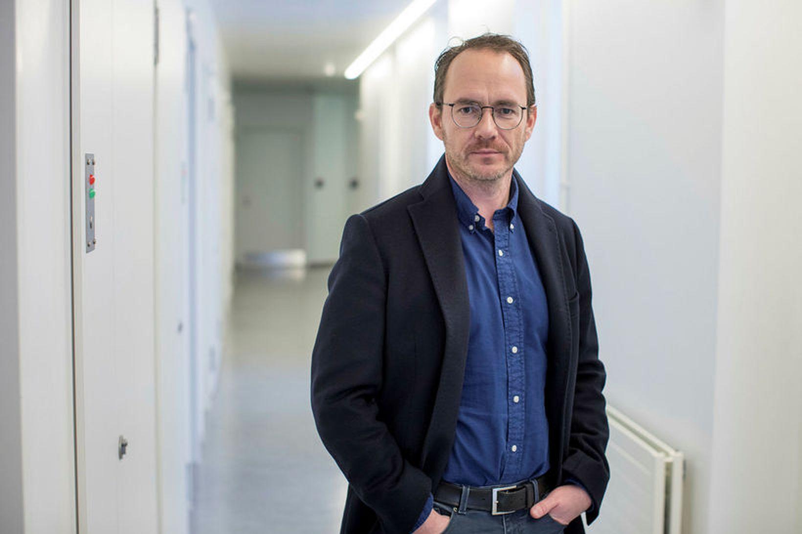 Páll Winkel fangelsismálastjóri vonar að flótti fanga úr fangelsinu Sogni …