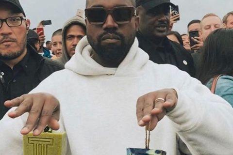 Kanye West er einn þerira sem notar Terra-Tory.