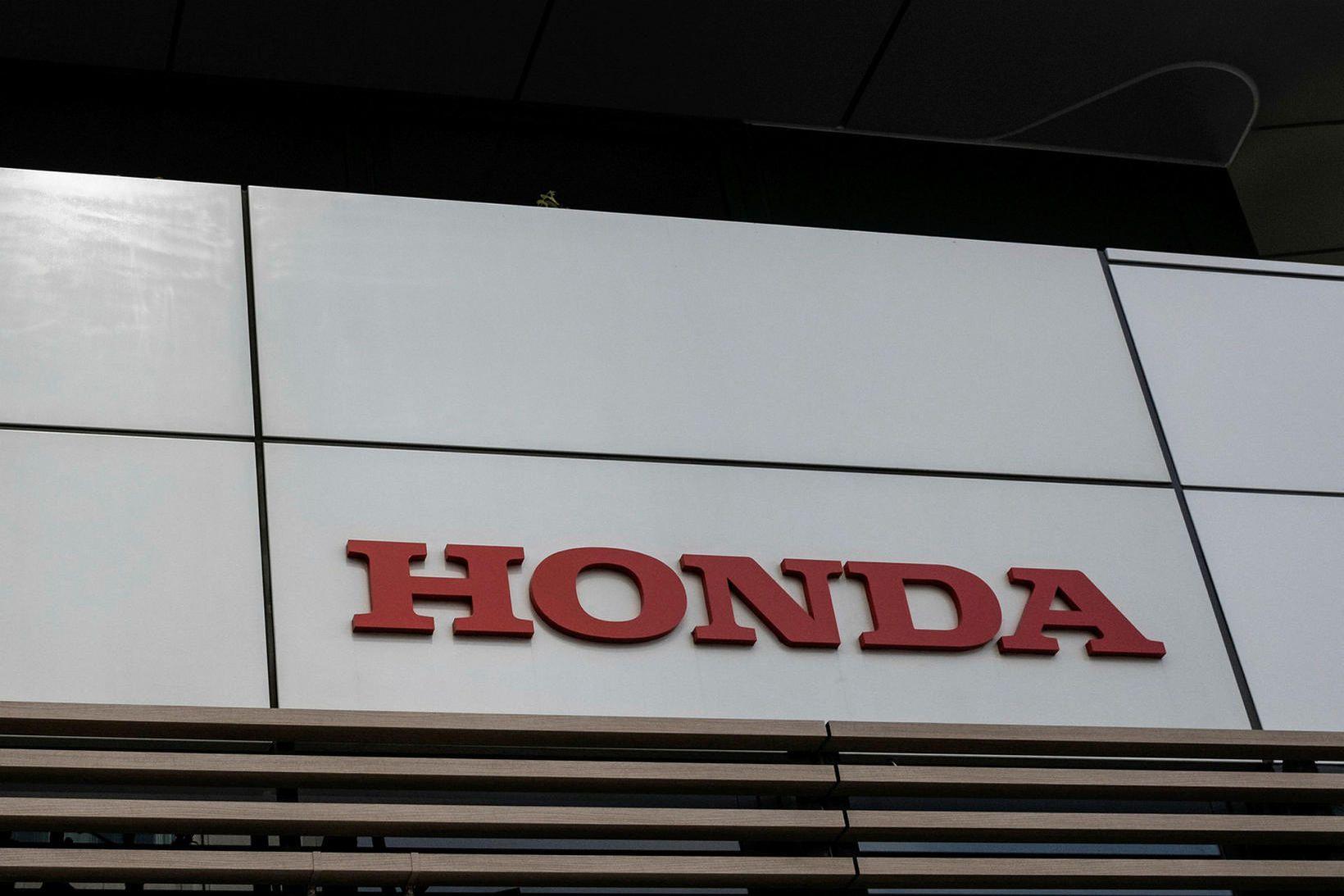 Táknmerki Honda