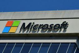 Húsnæði Microsoft í Maryland-ríki.