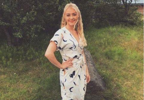 Alexandra Mjöll Guðbergsdóttir.