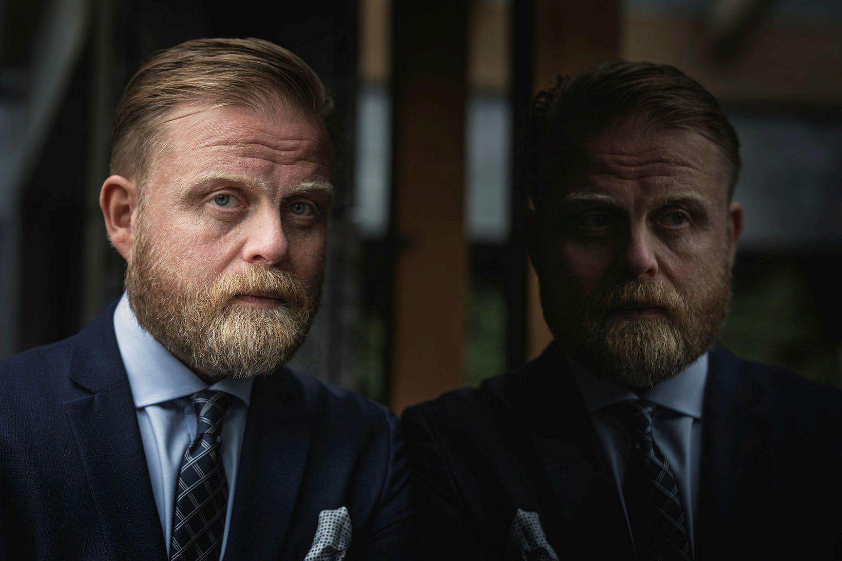 Traust á bankanum jókst eftir að Ásgeir Jónsson tók við.