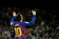 Lionel Messi er mikilvægasti leikmaður Barcelona.