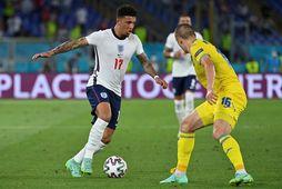Enski landsliðsmaðurinn Jadon Sancho er kominn til Manchester United frá Borussia Dortmund fyrir 73 milljónir …