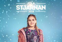 Þórdís Karlsdóttir er Jólastjarnan 2018.
