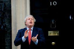Boris Johnson forsætisráðherra Bretlands ætlar að bretta upp ermarnar og koma Brexit-viðræðum aftur af stað.