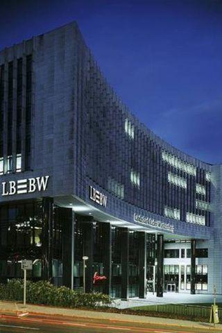Höfuðstöðvar LBBW í Stuttgart.