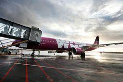 Airport Associates er þjónustuaðili WOW air á Keflavíkurflugvelli.