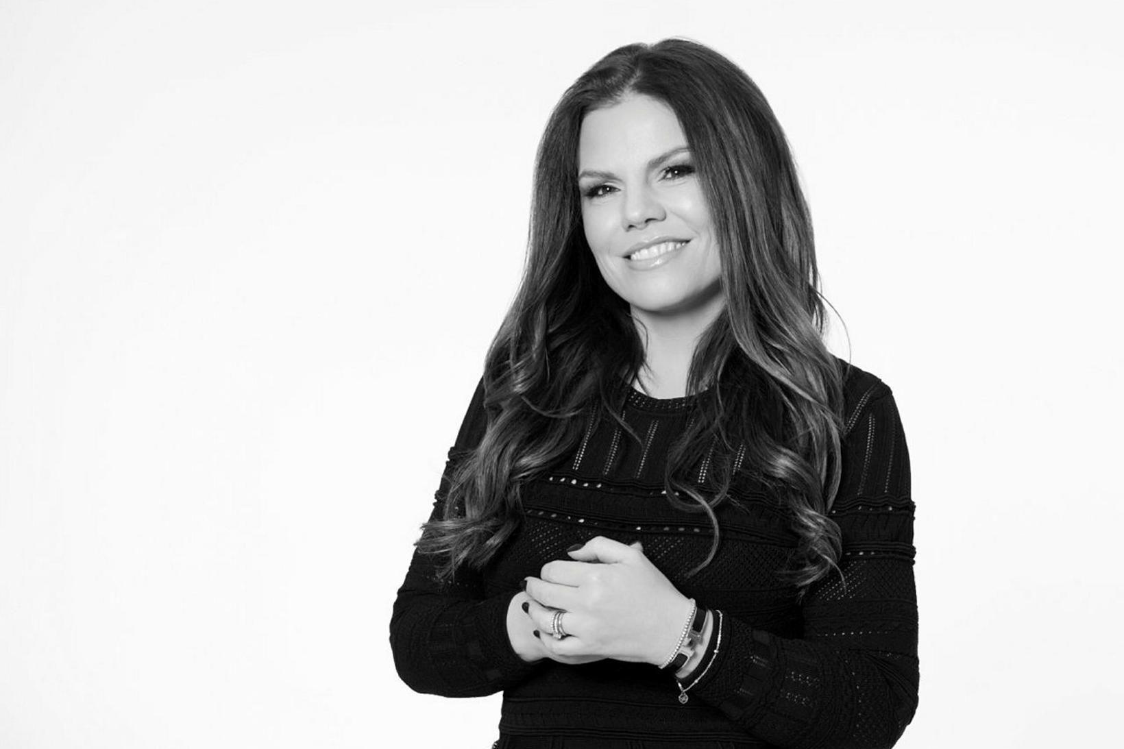 Marta María Jónasdóttir fréttastjóri dægurmála mbl.is.