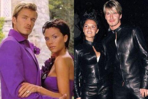 Beckham-hjónin hafa verið gift í 22 ár. David Beckham birti gamlar og nýjar myndir af …
