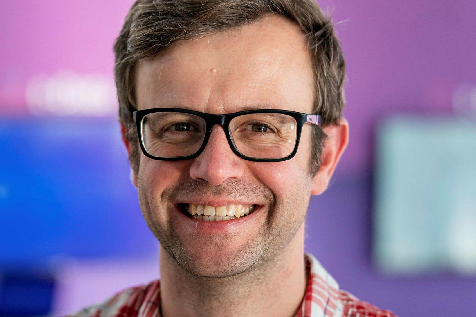 Richard Shotton er væntanlegur til Íslands í næsta mánuði.