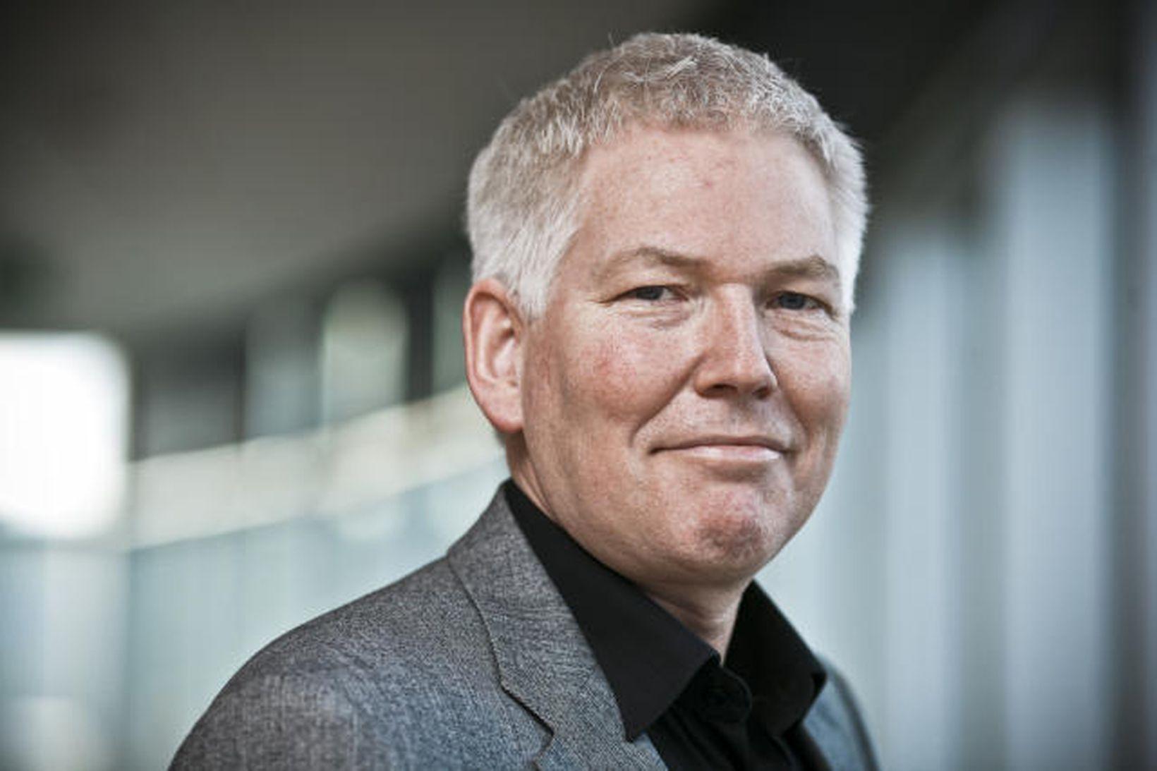 Jón Steindór Valdimarsson, formaður Já Ísland og fv. framkvæmdastjóri Samtaka …