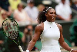 Serena Williams er margfaldur meistari í tennis og á þetta svo sannarlega skilið.