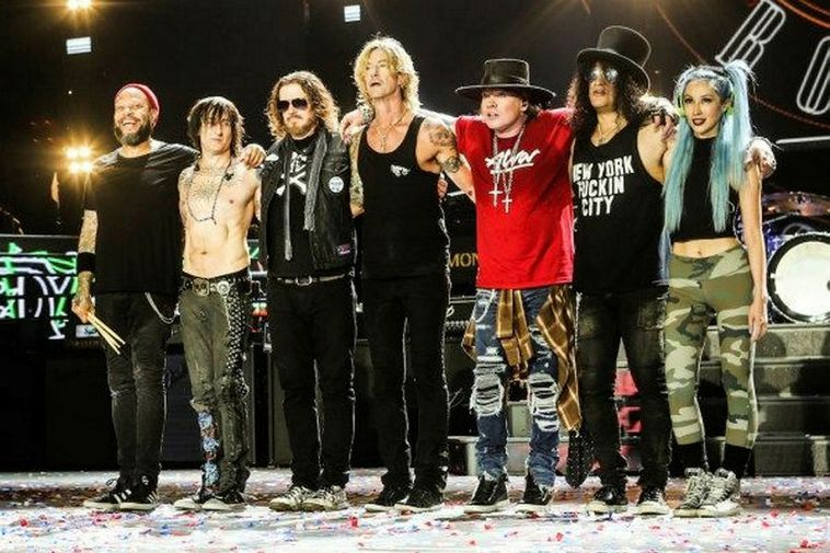 The GNR concert will be the largest concert ever to have taken place in Iceland.
