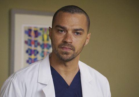 Jesse Williams hættir í Gray's Anatomy.